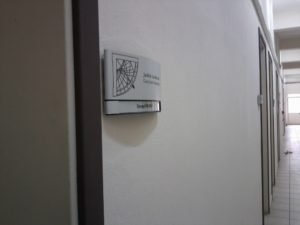 İç Mekan Panoları Kapı İsimliği