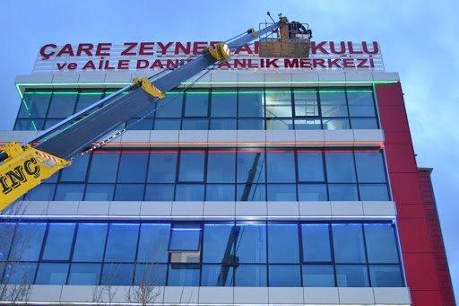 Çatı Tabelası Ankara